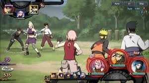 NARUTO X BORUTO NINJA TRIBES - Android Games in Tap