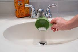 cleaning sink drains bathroom sink drain