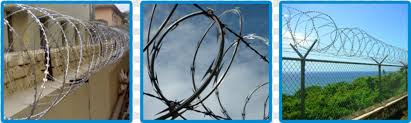 Barbed Wire Fence Razor Wire Fence Transparent Png 678x227 1864724 Png Image Pngjoy