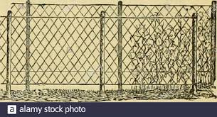 Trellis Panels High Resolution Stock Photography And Images Alamy