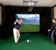 optishot 2 home golf simulator bundle