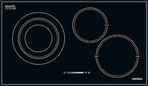 Bếp điện kết hợp từ Hafele HC-M773A , gồm 3 vùng nấu, bếp nhập khẩu chính  hãng từ Tây Ban Nha, mặt kính gốm thủy tinh SCHOTT vát 4 cạnh, kính bếp