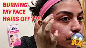 hair removal method nair face cream