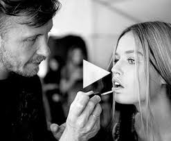 highlight and contour makeup artist max