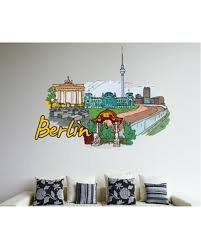 New Bargains On Famous City Vinyl Wall Decal Famouscityuscolor038 72 In
