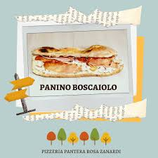 Pizzeria Pantera Rosa Zanardi - Home - Bologna, Italy - Menu ...