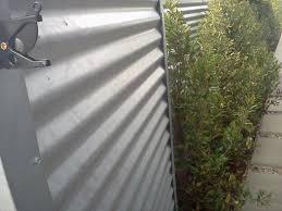 Corrugated Fence Costa Metals Inc California Arizona Nevada