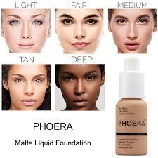 long lasting liquid face foundation