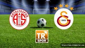 Galatasaray - Antalyaspor Canlı Maç özeti izle - YouTube