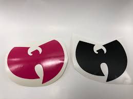 Wu Tang Car Decal Etsy