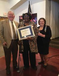 Fort Myers DAR chapter honors Melvin Morgan | Fort Myers Florida Weekly