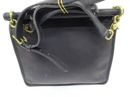black leather willis cross bag