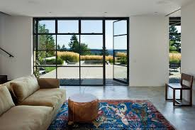 steel factory style windows and doors