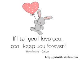 24 free printable love es pictures