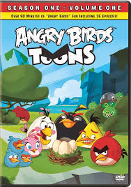 Lille Punkin': Angry Birds Cartoon Episodes Now on DVD!