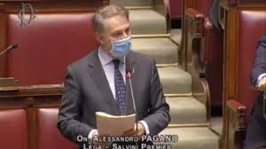 Chi è Alessandro Pagano, la biografia del deputato della Lega