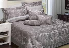 co carrington pewter bedspread