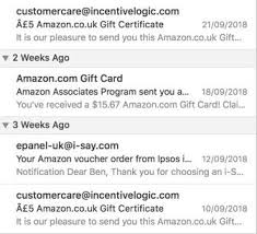 how to get free amazon gift cards easy