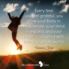 the effects of gratitude inspirational images and quotes