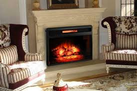 electric fireplace insert comfort glow