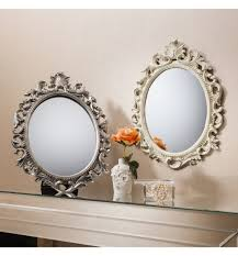 napoli small decorative oval stand or