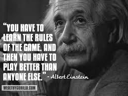 wise albert einstein quotes we cannot ignore wealthy gorilla