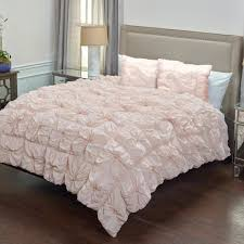 rizzy home pink 2 piece pink twin