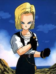 android 18 wallpaper and scan gallery