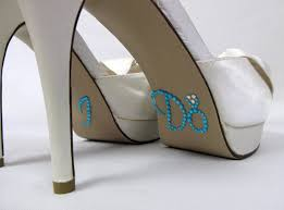 I Do Shoe Stickers Aqua Clear Engagement Ring Shoe Decal Rhinestone I Do Wedding Shoe Stickers For Your Bridal Shoes 2232920 Weddbook