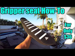 motorcycle seat cover install and