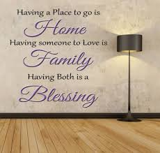 Second Life Marketplace Mg Home Family Blessings Wall Decal