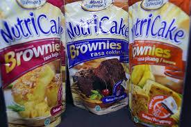 varian nutricake brownies