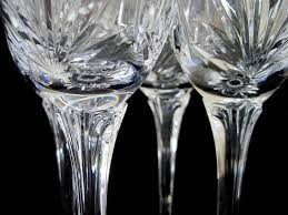 waterford marquis crystal wine glasses