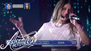 Amici 19 - Gaia - Coco Chanel - La finale - YouTube