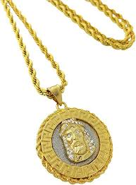 exo jewel 18k gold plated face