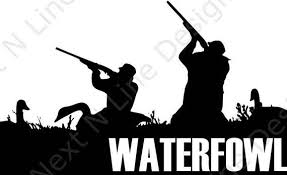 Hunting Goose Goose Hunting Waterfowl Sportsman Window Etsy
