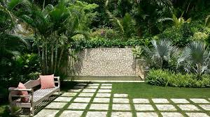 beautiful landscape design with ing
