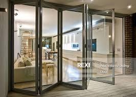 china aluminum bi fold doors suppliers