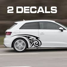 Tribal Design Car Door Decal Sticker Car Design Car Used Electric Cars