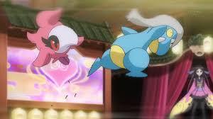 XY073: A Fashionable Battle!   Pokémon Wiki