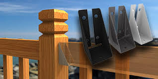 Raillok Deck Bracket For Fence Rail Sections Raillok Brackets Provide A Strong Reliable Railing To Post Connection