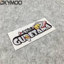 Motorcycle Helmet Bike Sticker Decorate Car Styling Vinyl Decal For Gudetama Cute Egg Funny Bread Car Stickers Aliexpress