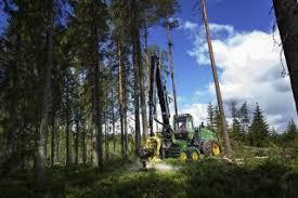 john deere harvester 1270g 6w green