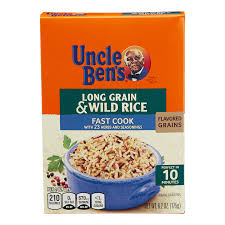 quick cooking long grain wild rice