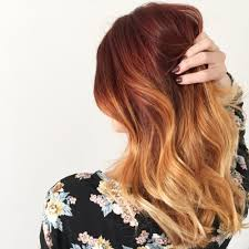 50 ways to rock a copper hair