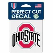 Ohio State University Stickers Decals Bumper Stickers