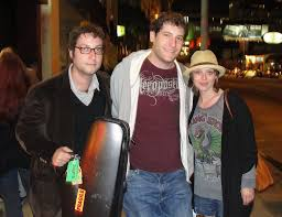 with amber benson and adam busch | For more celebrity encoun… | Flickr