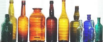 glass manufacturers marks on bottles