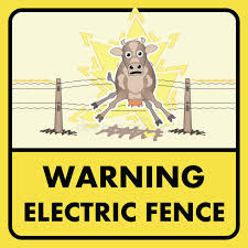 Electric Fence Stock Illustrations 627 Electric Fence Stock Illustrations Vectors Clipart Dreamstime
