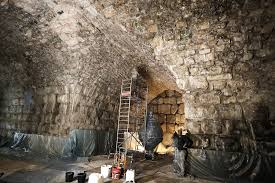 Misteriosos cômodos são encontrados perto do Muro das Lamentações em Jerusalém